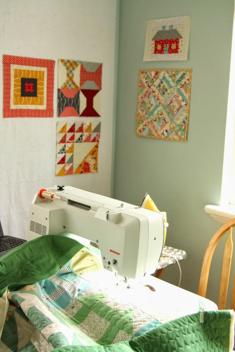 New Blocks New Machine Quilting Technique Diary Of A