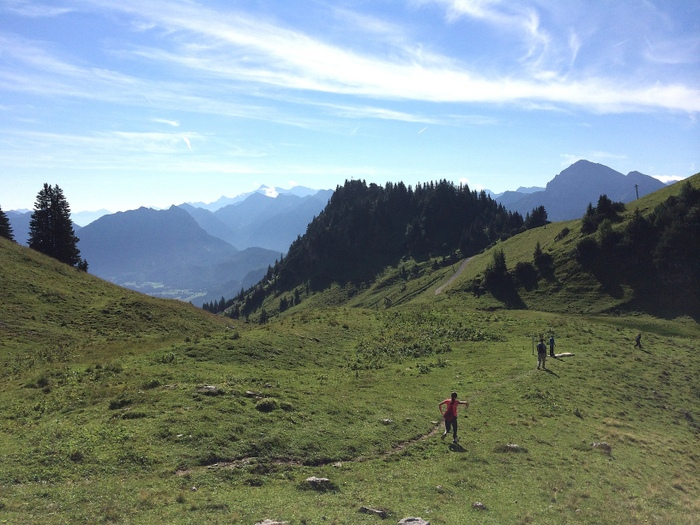 alps with kids
