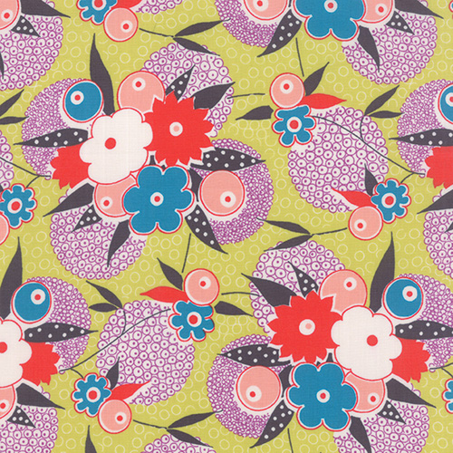 Gardenvale Fabric Collection by Jen Kingwell for Moda fabrics