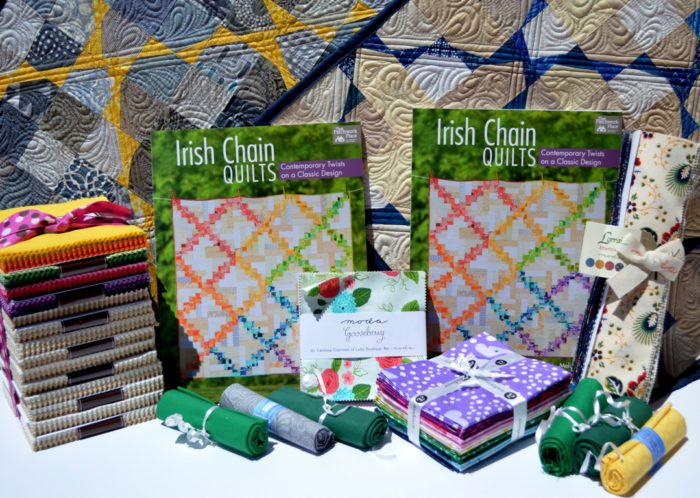 Irish Chain Quilts Blog Hop - Grand Prises