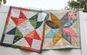 Easy DIY Star Baby Quilt Tutorials