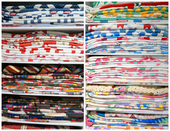 vintage and antique quilts for sale at Rocky Mountain Quilts