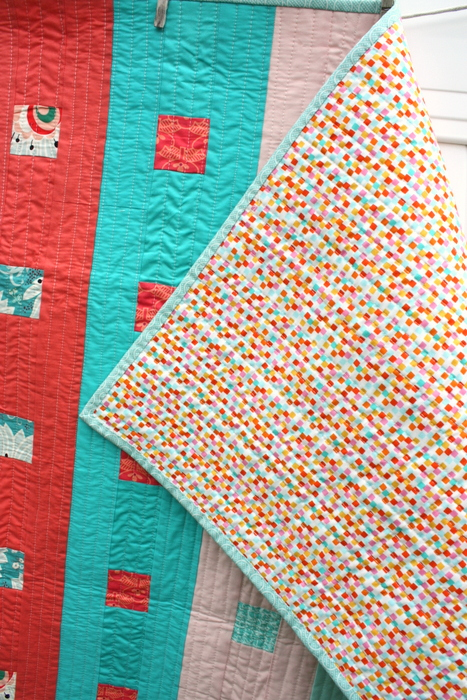 Easy Baby Quilt pattern