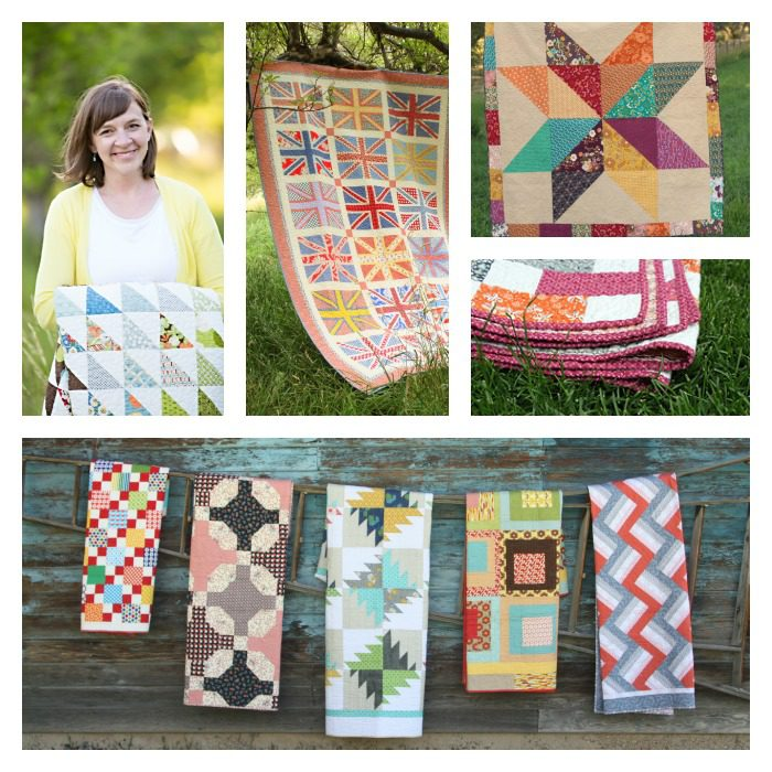 Diary of a Quilter collage 1