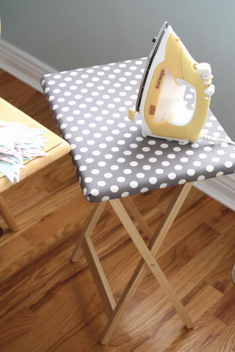 Home Dec fabric Pressing Table