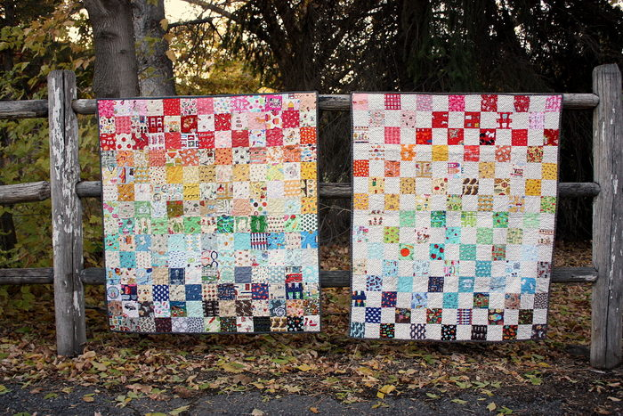I-spy quilts