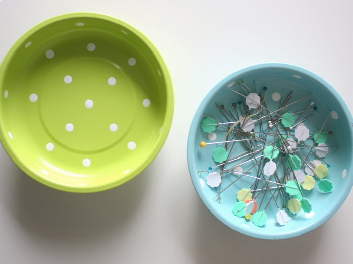 Pleasant Home magnetic Pin Bowls