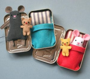 Pocket Mouse pattern