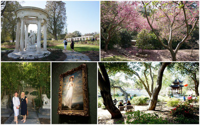 Huntington Library and Gardens