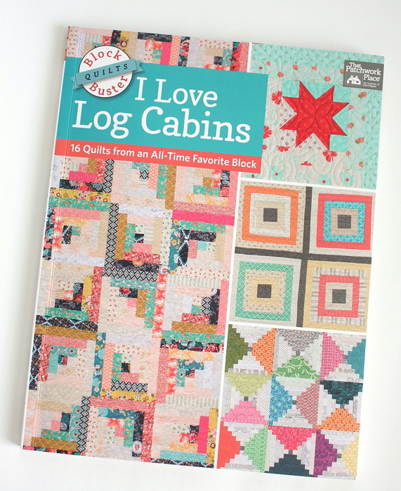 New log cabin quilt book diary of a quilter a quilt blog for Log home books