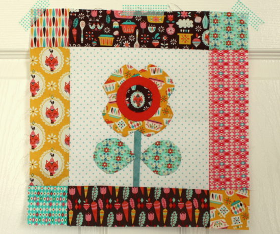 Lori Holt bloom block