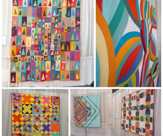 Modern Quilts QuiltCon