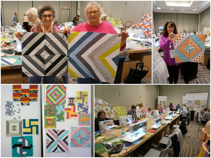 Strip Piecing Class Amy Smart QuiltCon