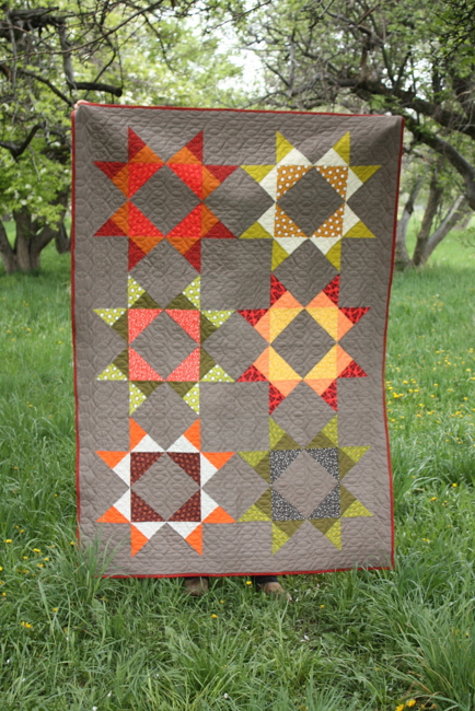 Amy Smart Missouri Star Quilt tutorial