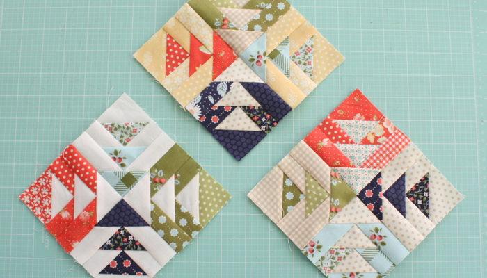 The Splendid Sampler – Free Quilt Block Patterns