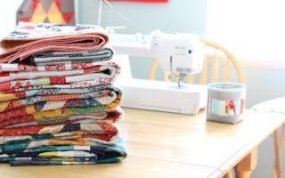 New Quilts = New Quilt class!