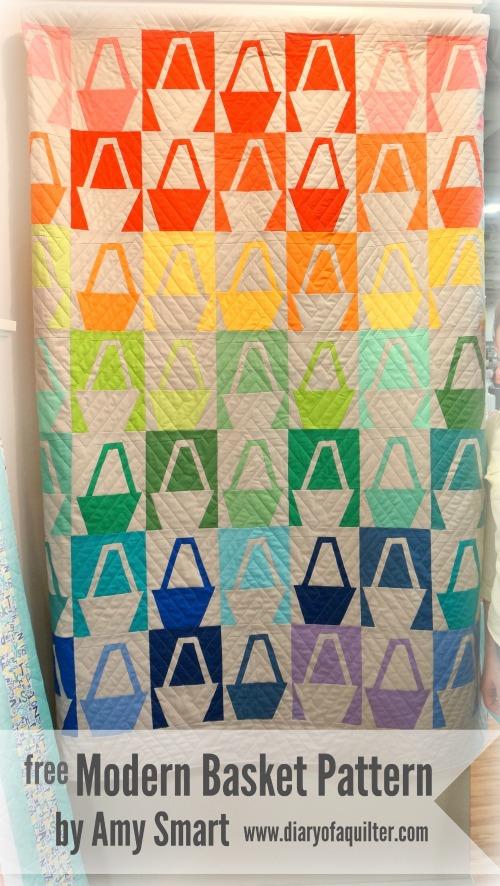 Amy Smart Basket Blocks pattern