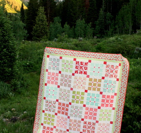 Amy Smart Basketweave quilt pattern