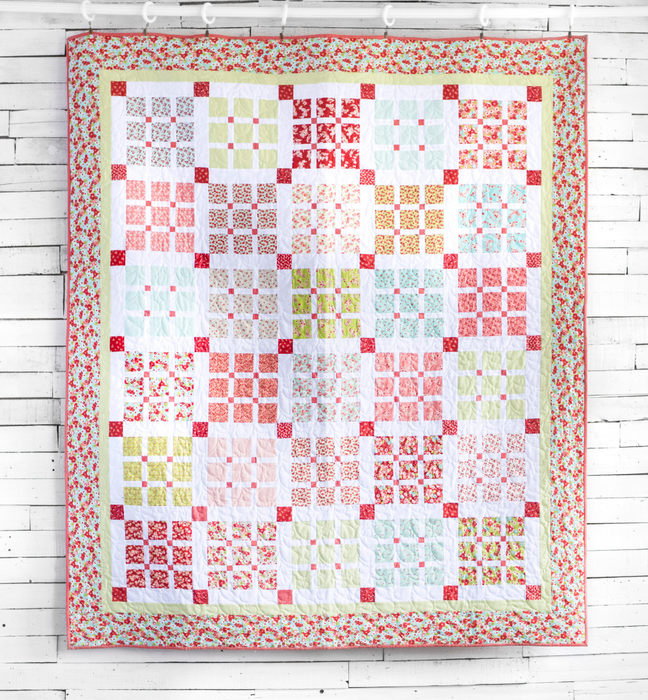 Basketweave Quilt by Amy Smart