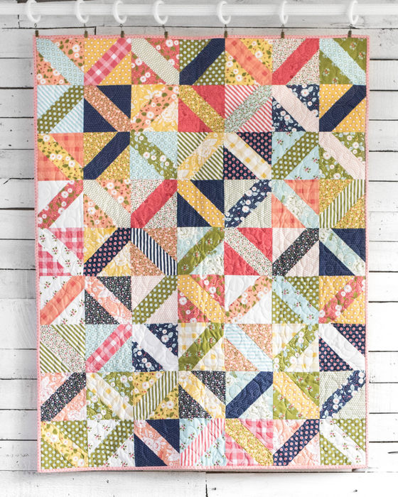 Pre-Cut Short-Cuts Craftsy Class by Amy Smart