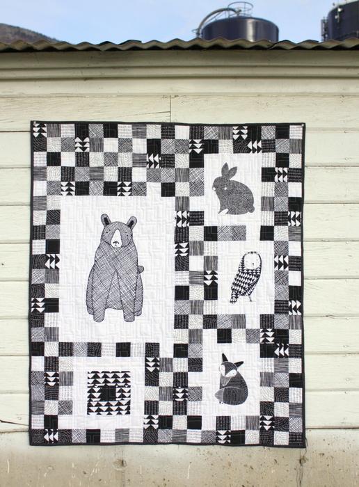 Log Cabin Quilt Pattern Ideas