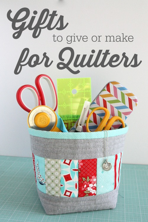 Small Quilted Gift Ideas To Make : 50+ Gift ideas for Quilters Diary of a Quilter Bloglovin