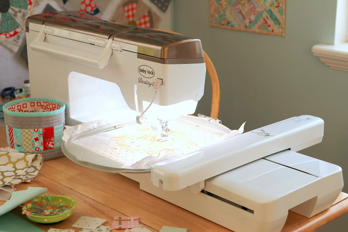 Destiny - Sewing Machine - Baby Lock Products