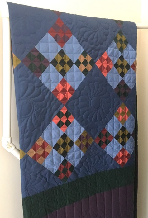 Amish Quilts and Fabric Shops