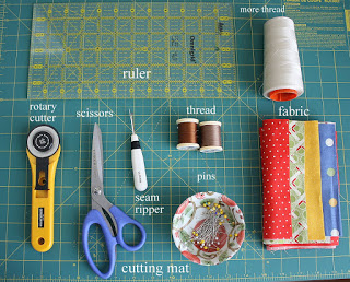 Beginning Quilting Series - Diary of a Quilter - a quilt blog : how to do quilting for beginners - Adamdwight.com