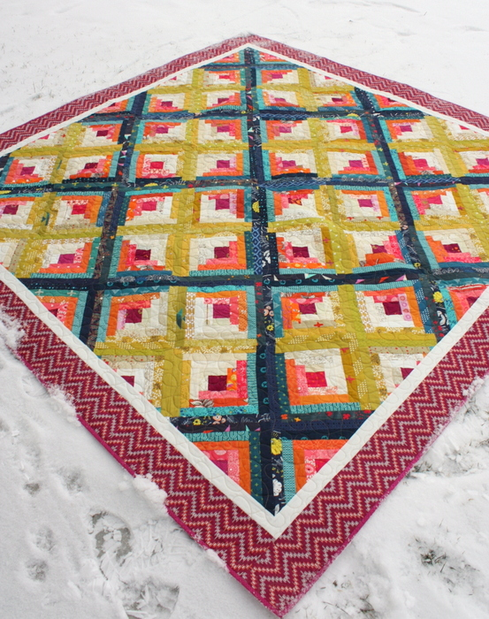 New Log Cabin Quilt + Book - Diary of a Quilter - a quilt blog : new quilt books - Adamdwight.com