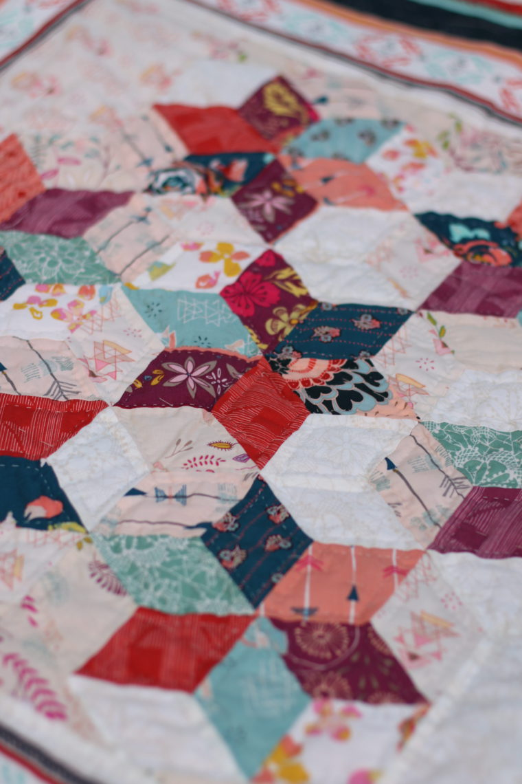 Quilt Patterns With Y Seams : Building Skills - Sewing With Y-Seams