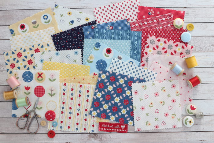 25 Favorite Charm Square Quilts   Projects - Diary of a Quilter - a ... 7ab2f947da245